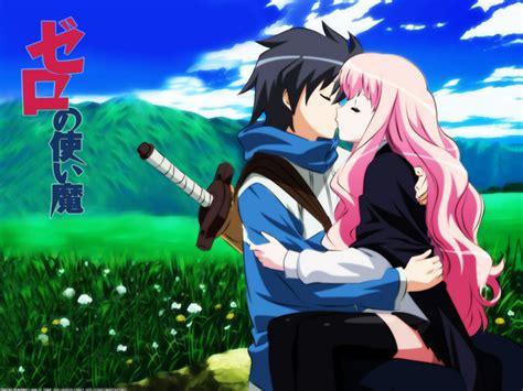 anime story crunchyroll tsukaima forever zero