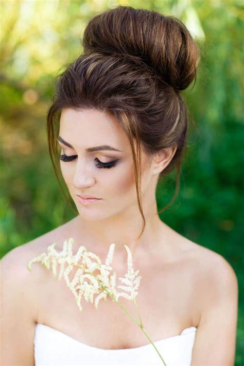 fabulous wedding bridal hairstyles  long hair deer