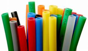 LLDPE Polyethylene Tubing - LLDPE-086 BLK PE 5/8 X 1/2 X ...