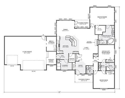 photo  rambler plans ideas home plans blueprints