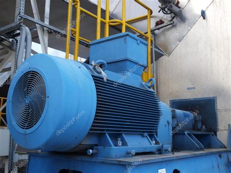 Largest Electric Motor by Large Electric Motor Stock Photo 169 Rparys 5329108