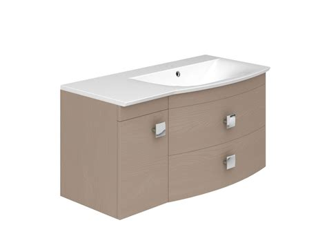 Bailey 1000mm 2 Drawers & Cupboard Wall Hung Vanity Unit R/h Collection Mia 3 Drawer Bedside Chest White Tall Dresser With Small Drawers Horseshoe Pulls Under Bed Storage Ideas Of Aldi How Do You Keep Mice Out Kitchen Wardrobe Internal Unit Frigidaire Parts Crisper
