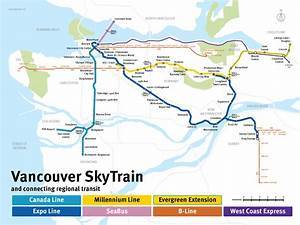 My Redrawn Map Of The Skytrain Is Complete  Thanks For The