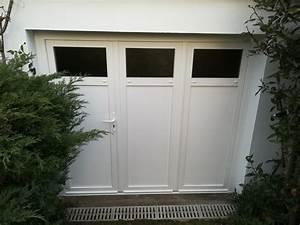 Porte De Garage Pliante À La Française 4 Vantaux : porte de garage sur mesure installation cergy vaur al 95 ~ Nature-et-papiers.com Idées de Décoration