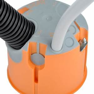Zugdraht Für Leerrohre : hohlwanddose winddicht mit durchsto membran 61 mm tief ~ Watch28wear.com Haus und Dekorationen