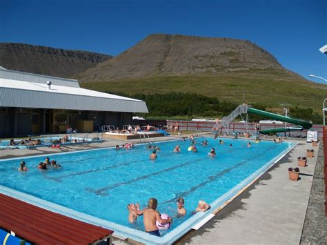 Swimming Pool : Visit Westfjords Iceland