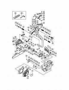 Hitachi Chain Saw Parts