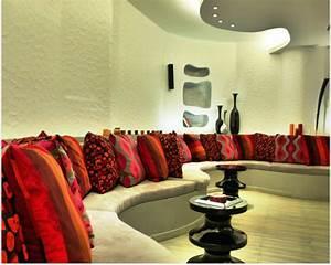 Decoration Maison Pas Cher : stunning decoration salon marocain moderne ideas ~ Premium-room.com Idées de Décoration