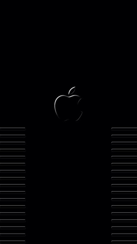 Black Wallpaper Iphone For by Wallpaper Weekends Retro Jet Black For The Iphone Mactrast
