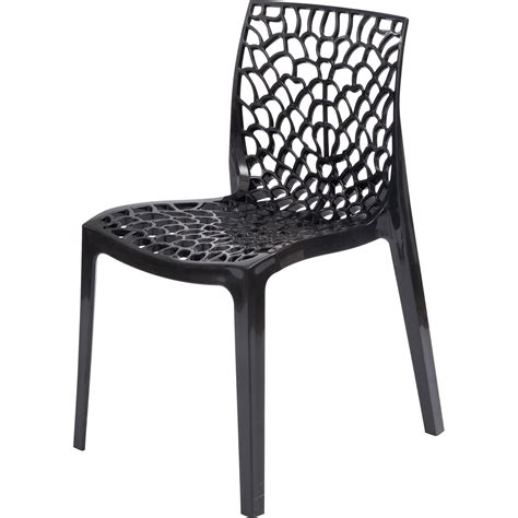 chaise metal pas cher emejing table et chaise de jardin noir ideas awesome