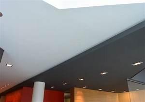 Spot Plafond Salon Faux Plafond Spot With Contemporain
