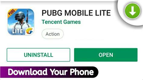 pubg mobile lite  pubg lite  android