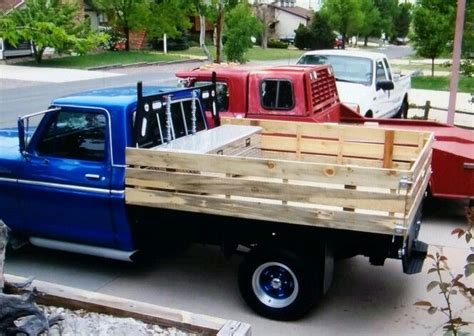 wooden truck bed 8 best truck images on pinterest wooden truck flat bed