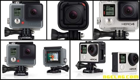 harga kamera gopro termurah hingga termahal  ngelagcom