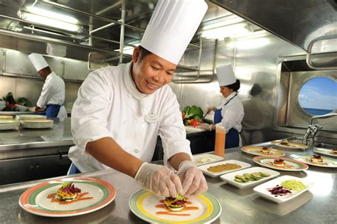 chef de partie cuisine hotel operations and careers disney cruise line
