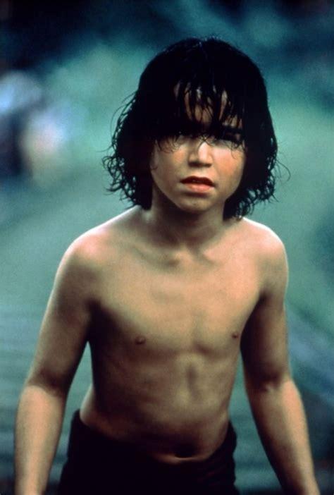 jungle book mowgli baloo  starring