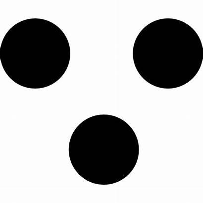 Symbol Because Dots Maths Mathematics Three Sign