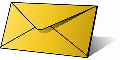 Envelope Transparent Letter Clipart Clip Icon Envelopes