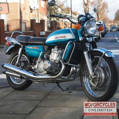 Suzuki Water Buffalo For Sale by 1972 Suzuki Gt750 J For Sale Motorcycles Unlimited