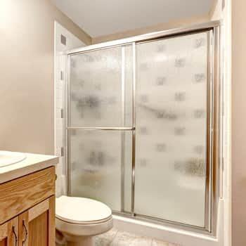 clean shower door tracks merry maids