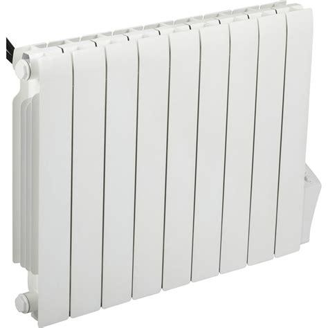radiateur cuisine radiateur électrique à inertie fluide celcia 1800 w