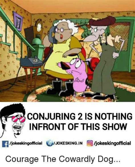Courage The Cowardly Dog Meme - 25 best memes about courage the cowardly dog courage the cowardly dog memes