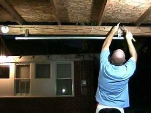 A homemade pull-up bar for under $20 - YouTube