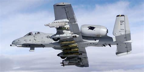 The Fairchild Republic A10 Thunderbolt Ii (warthog