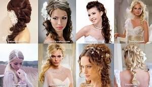 Coiffure Mariage Invitée : coiffure mariage invit e cheveux longs ~ Melissatoandfro.com Idées de Décoration