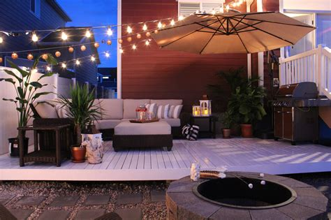 Design Your Own Deck Home Depot by The Home Depot Top 4 Outdoor Decor Trends From This Year