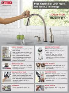 How To Install Delta Kitchen Faucet Delta Pilar Single Handle Pull Sprayer Kitchen Faucet