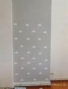 Betonoptik Wand Selber Machen : kinderzimmer wandgestaltung baum selber malen ~ Lizthompson.info Haus und Dekorationen