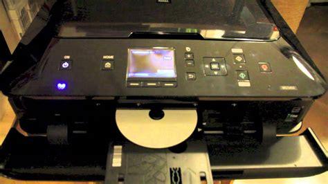 canon pixma mg dvdcd bedrucken direct disc print