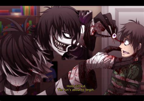 Gibt Es Diesen Creepypasta Anime?