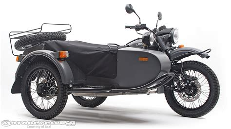 Ural Gear Up Picture by 2008 Ural Gear Up Pic 11 Onlymotorbikes
