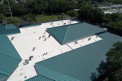 flat roof installation gallery arrys roofing services