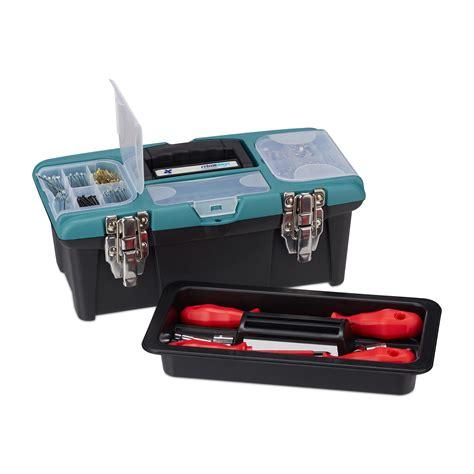 werkzeugkiste leer kunststoff werkzeugkoffer leer werkzeugkasten kunststoff werkzeugkiste gro 223 werkzeugbox ebay