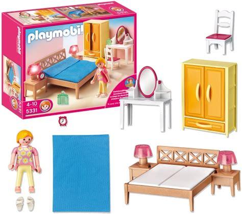 playmobil chambre des parents playmobil dollhouse chambre des parents avec coiffeuse