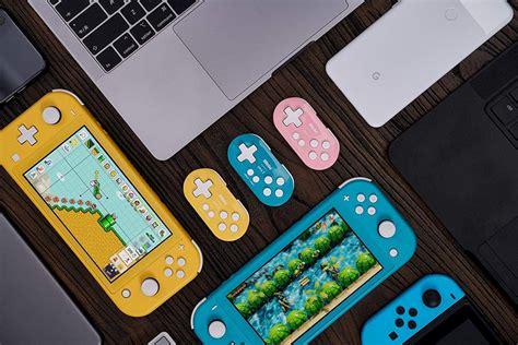 zero 8bitdo mini bluetooth gamepad android nintendo aparatos nuevos switch windows slashgear controller gadgetsin