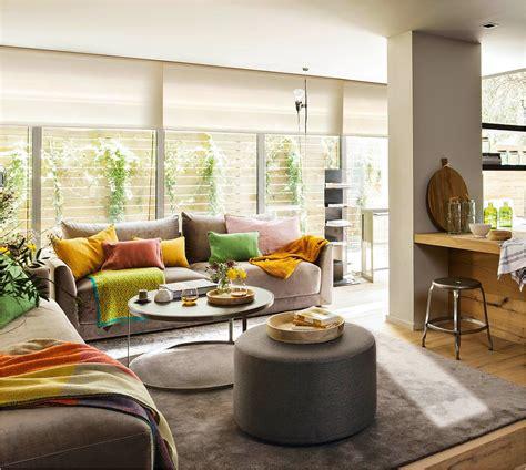 sala comedor en espacio pequeo decoracin living room
