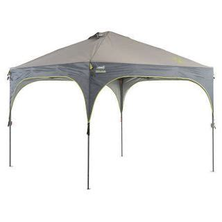 coleman 12x12 canopy coleman max instant shelter canopy screenhouse 10x10 w