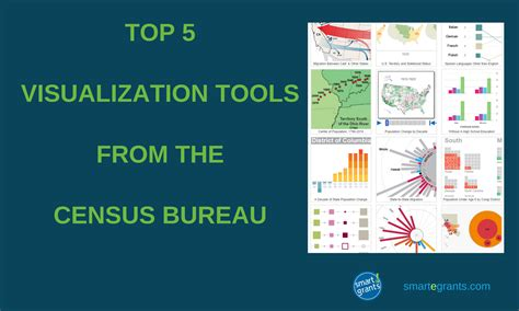 bureau of the census visualize this top 5 visualization tools from the census bureau smartegrants