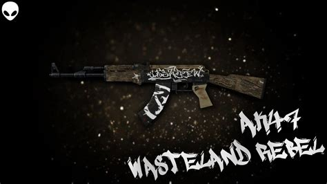 ak  wasteland rebel counter strike  skin mods