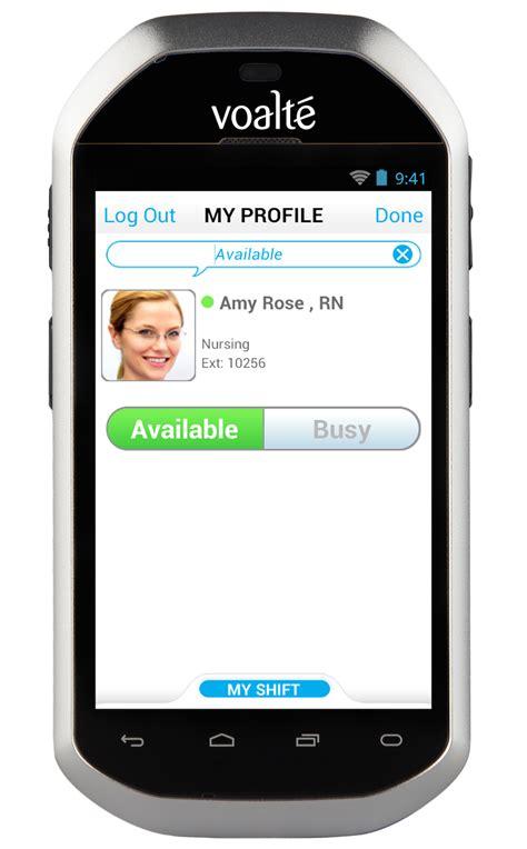 voalte deploys   zebra technologies mobile