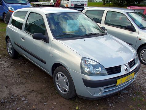 renault one 1999 renault clio ii 1 6 16v related infomation