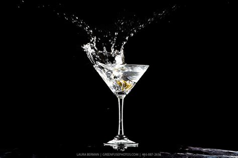 Martini Splash Greenfuse Photos Garden Farm Food