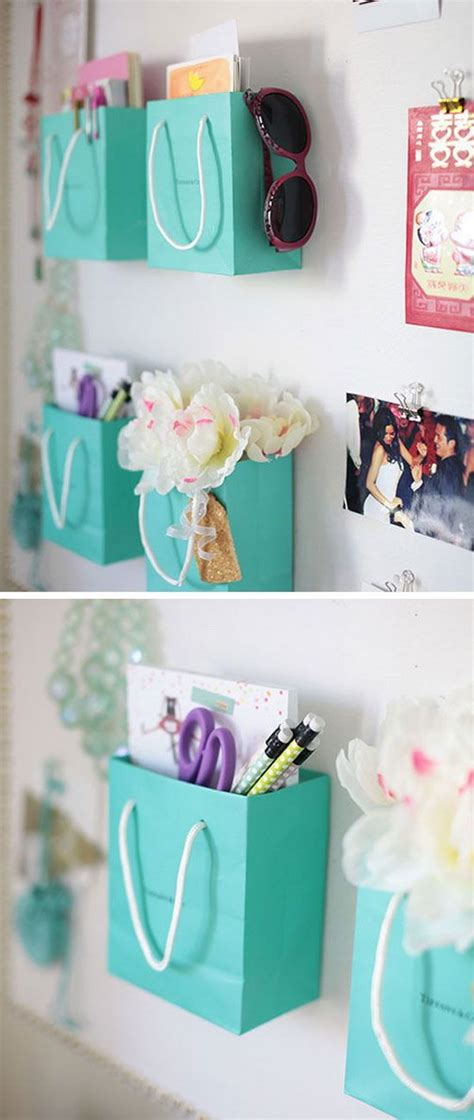 25 diy ideas tutorials for s room decoration shopping bags bag and bedrooms