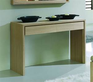 meuble console d39entree brin d39ouest With meuble d entree console