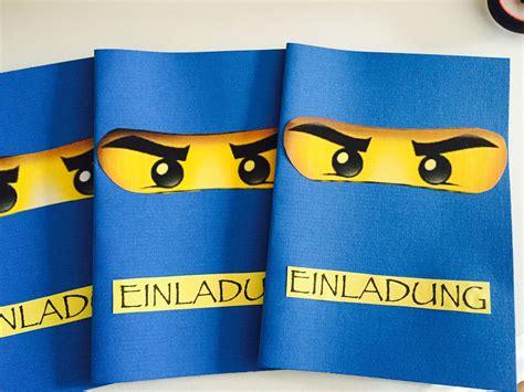 lego ninjago geburtstag ninjago einladungskarten kindergeburtstag geburtstag einladung birthday invitations