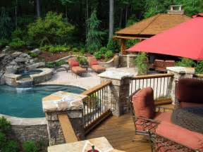 back deck and patio design case
